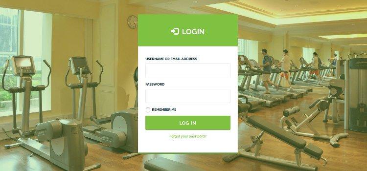 fitness gym management system