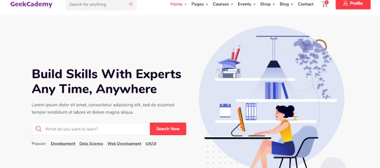 Powerful Wordpress LMS and Online Courses Theme
