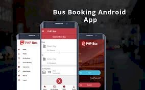 Bus Booking App - Android