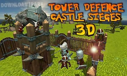 Tower Defense 3D (Android)