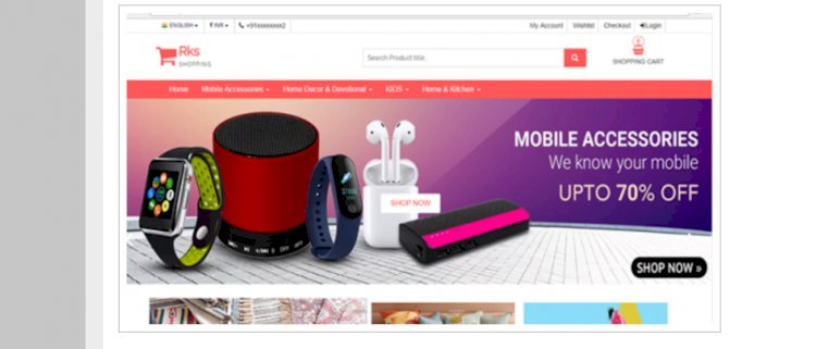 E-commerce Complete PHP Project